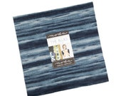 THE BLUES by Janet Clare for Moda Layer Cake 42 - 10 quot Squares 16900 LC