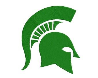 Ncaa Michigan Staat Spartans V-ausschnitt Damen T-shirt Kurzarm Sport Grün Baseball & Softball Sport