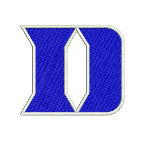 Duke Blue Devils Embroidery Design 11 Size Instant Download Etsy