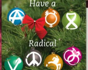 Have a Radical Christmas Christmas Cards - Pack of 8