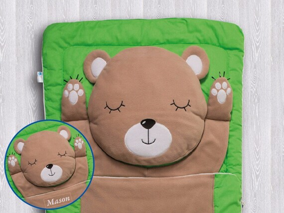 Bedding Kids Sleeping Bag Cotton Gift For Kid Preschool Nap Etsy