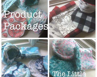 The Little Guinea Co. ~ Small Animal Product Packages