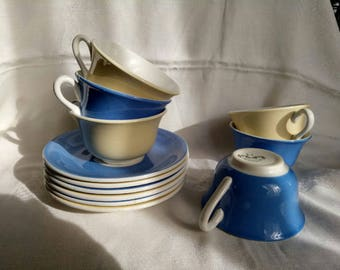 Lovely vintage ST Amand Ceranord service