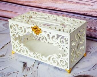 Wedding envelope box | Etsy