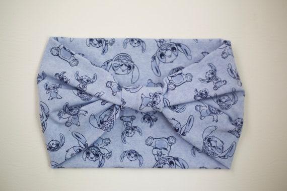Women/Child Size Knit Stretch Headband - Disney Stitch