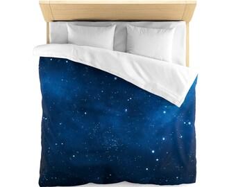 popular items for galaxy bedding - Galaxy Bedding Set
