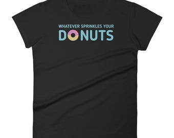 Donut Shirt - Doughnut Shirt - Donut Tee - Funny Donut Shirt - Donuts Shirt - I Love  - Donut Tshirt - Donut T Shirt - Donut Lover Gift