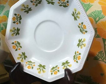 Johnson Brothers Posy saucers