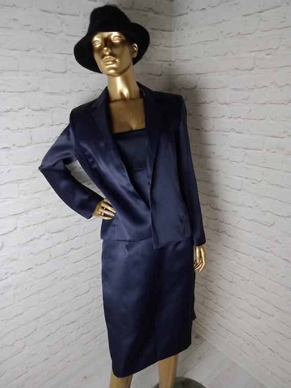Gianfranco Ferre Studio Women Suit Dress Jacket Si