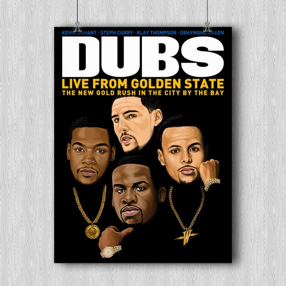 Golden State Warriors Poster -