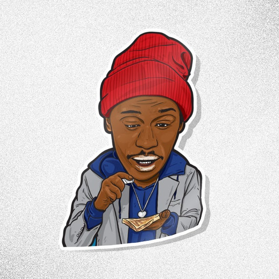 tyrone biggums from chappelle s show sticker pb etsy tyrone biggums from chappelle s show sticker pb crack tv caricature series dave chappelle crack kills drugs are bad crackhead