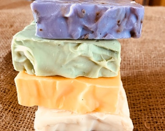 Beeswax Soap Set