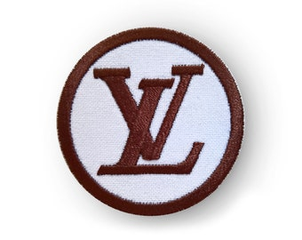 939ace8674090 Louis Vuitton patch Classic LV Sew On Patch Brand patch Ready to delivery