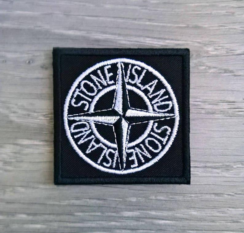 badge de universal remplacement stone island pour polo | etsy