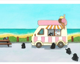 Day out at the seaside