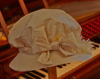 Regency Style hat - THE CASSANDRA