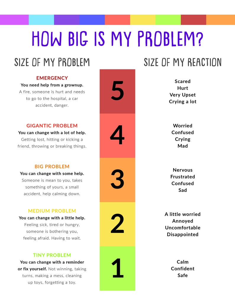 graphic about How Big is My Problem Printable called Decision Pack - Improvement Frame of mind Worksheets And Coloring Sheets For Youngsters