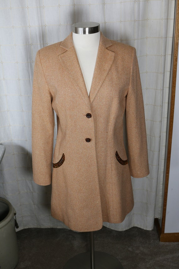 Vintage Bill Blass Blazer, Jacket - Women's size 1