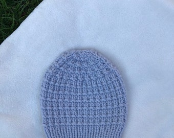 842772a1070 Kids cap knitted from Merino wool