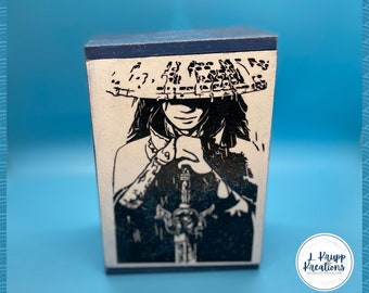 Girls Keepsake Box, Raya Birthday Theme, Memory Box, Jewelry Box for Girls, Asian Princess, Birthday Box, Personalized Jewelry Box for Girls