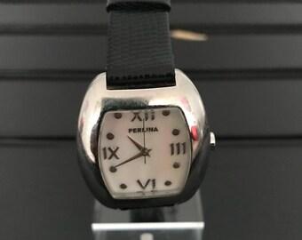 Perlina Ladies Wrist Watch EUC