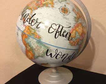 Wanderer's Globe