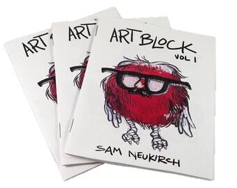 Art Block Zine