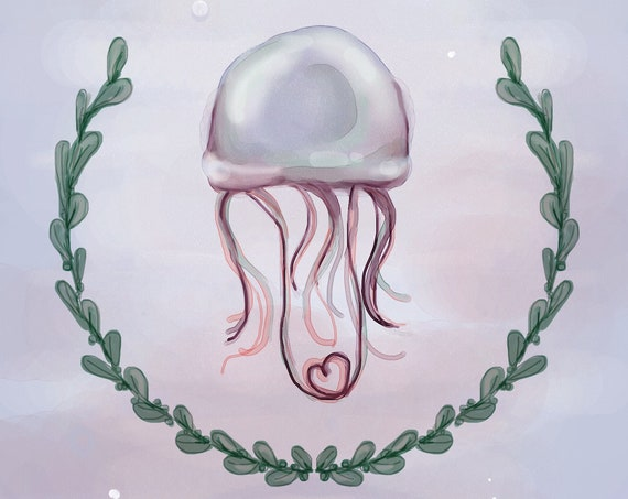 Loving Jelly  Jellyfish