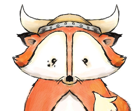 Viking Fox Ref