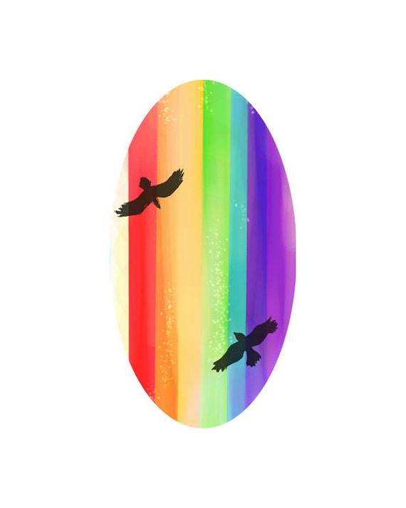 Raven Rainbow