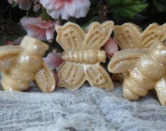 Spring Awakening Herbal Soap