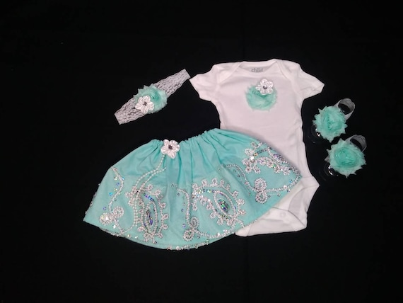 ff0a6e73656e 4 PIECES. Newborn Baby Girl Coming Home Outfit. Take me Home
