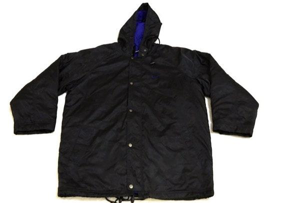 Vtg nike swoosh winter hoodie jacket - image 8