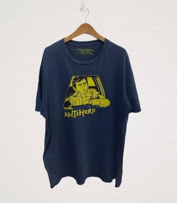 Anti hero skateboarding T-shirt