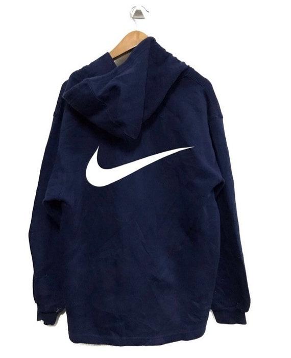 Vintage Nike zipper hoodie