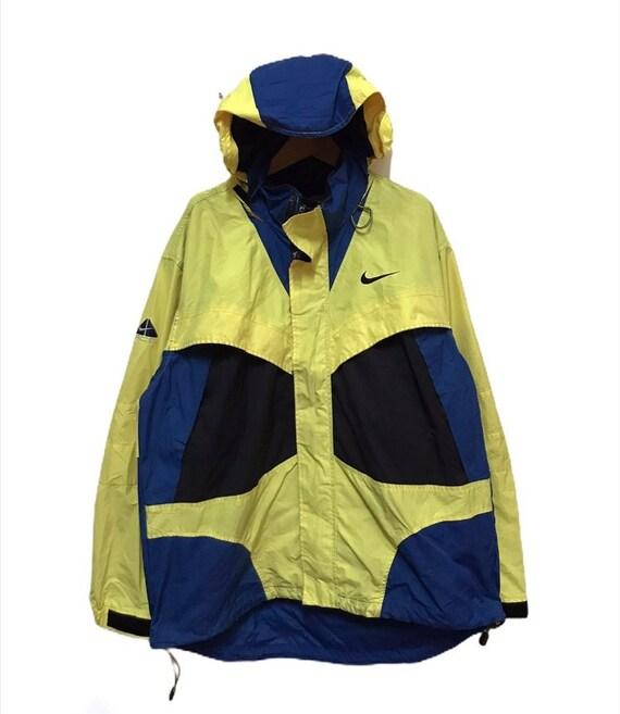 Nike ACG outdoor jacket hoodie