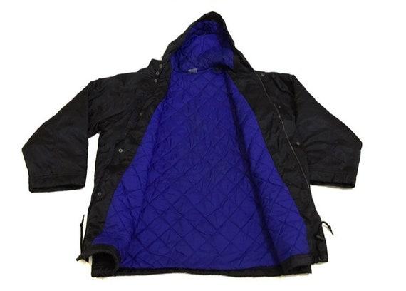 Vtg nike swoosh winter hoodie jacket - image 6