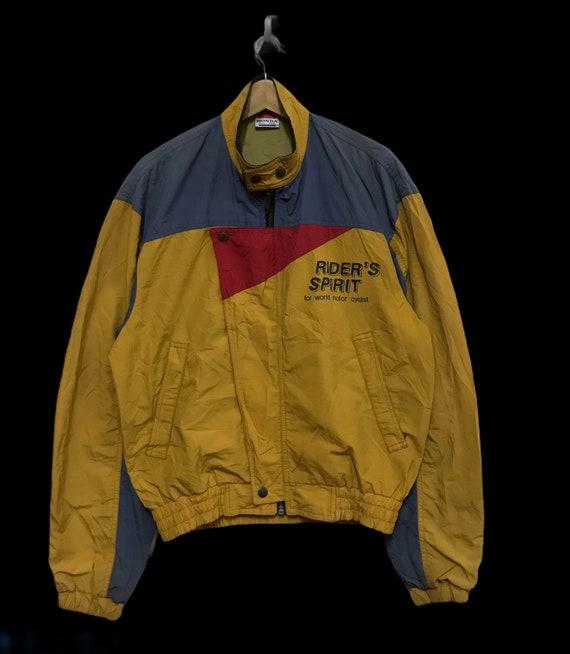 Vintage Honda jacket