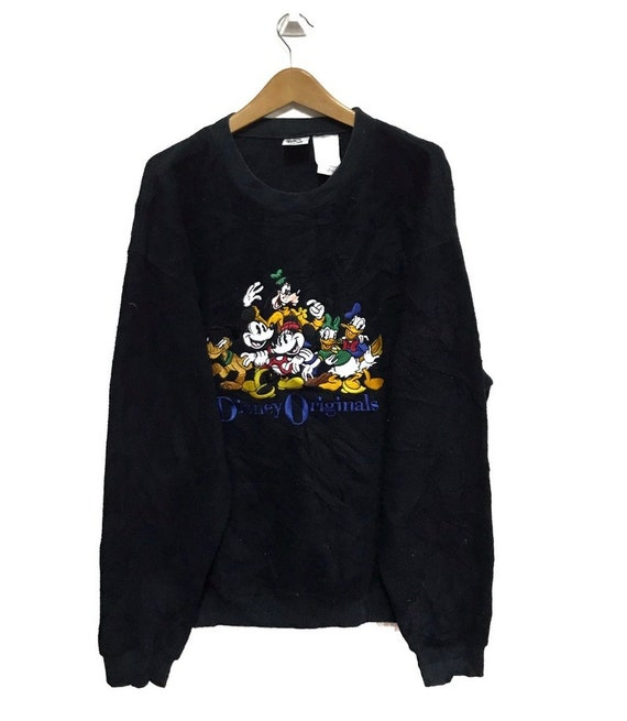 Vintage Cartoon Network Disney sweatshirt