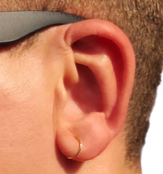 Männer welche seite ohrringe für Silber Ohrringe