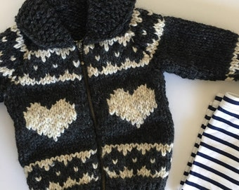 3df54e7e4955 Kids knit sweater