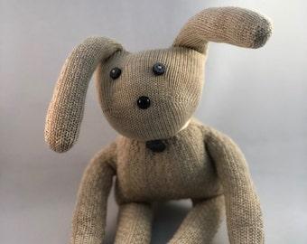 Benny the Sock Bunny