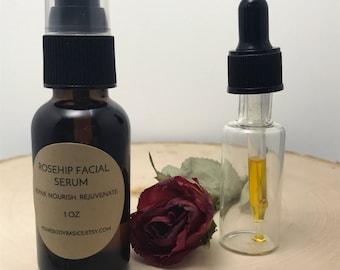 Rosehip Facial Serum