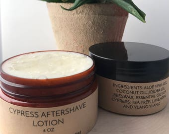 Cypress Aftershave Lotion