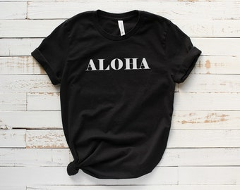 eabe6386 Aloha / Hello Ocean No Problem Hawaii Tshirts