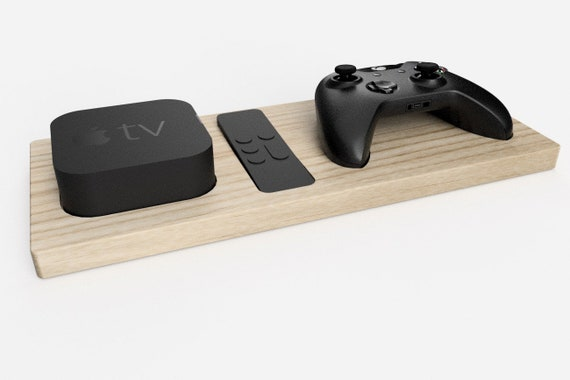 Apple TV and Xbox Holder