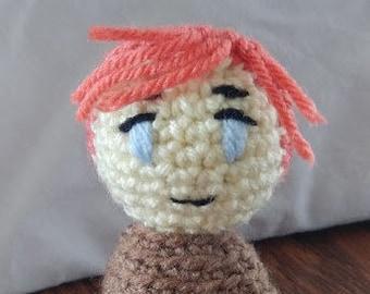 Caleb Mini Plushie