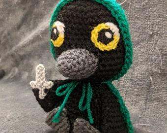 Kiri Crochet Plush