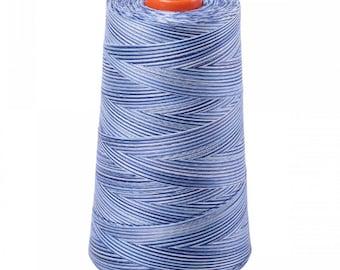 Aurifil #4648 Fiesta Mako Cotton Quilting Thread 50 wt.