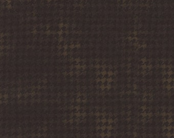 Blender Brown Flannel  Priced by the 1//2 yd Flannel Fabric